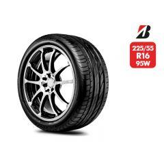 Neumático Bridgestone Turanza Er300 92H 205 60 R16 | Daytona