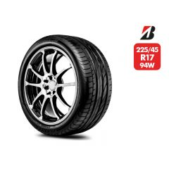 Neumático Bridgestone Turanza ER300 225/45 R17 94W