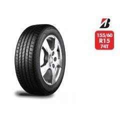 Neumático Bridgestone Turanza T005 155/60 R15 74T