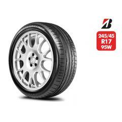 Neumático Bridgestone Potenza RE050A RFT 95W 245/45 R17