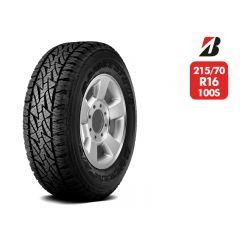 Neumático 215/70 R16 Bridgestone Dueler At697 100S