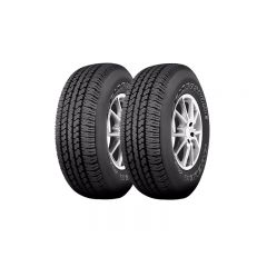 2 Neumáticos Bridgestone Dueler At693 III 255/75 R15 109/105S