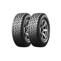 2 Neumáticos Bridgestone Dueler A/T 697 225/70 R17 108S