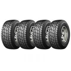 4 Neumáticos Bridgestone Dueler A/T D694 265/65 R17 112T