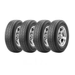 4 Neumáticos  Bridgestone Dueler Ht687 225/65 R17 101h