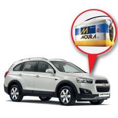 Batería Moura Chevrolet Captiva Diesel