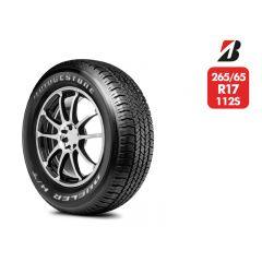 2 Neumáticos Bridgestone Ht684 Ii 112S 265 65 R17   Daytona
