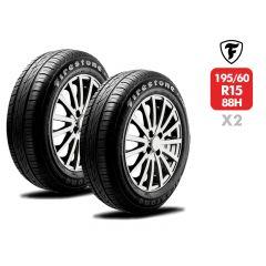 2 Neumáticos Firestone F-600 195/60 R15 88H