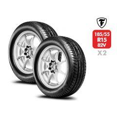 2 Neumáticos Firestone Firehawk GT 185/55 R15 82V
