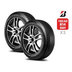 2 Neumáticos Bridgestone Ecopia Ep150 185/65 R14