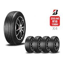 4 Neumáticos Bridgestone Alenza 001 108H 255/60 R18