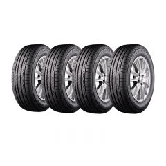 4 Neumáticos Bridgestone Turanza T005 255/60 R17 106V
