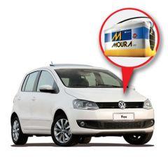 Batería Moura Volkswagen Fox / CrossFox Nafta