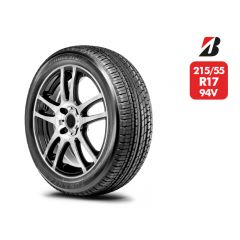 Neumático Bridgestone Turanza ER370 215/55 R17 94V