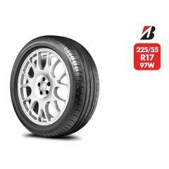 Neumático Bridgestone Turanza T001 RFT SM 97W 225/55 R17