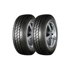 2 Neumáticos Bridgestone Duravis 630 104R 195 70 R15C