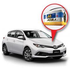 Batería Moura Toyota Corolla Nafta