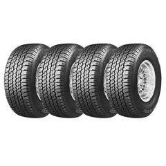 4 Neumáticos Bridgestone HT689 225/75 R15 105S