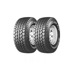 2 Neumáticos Bridgestone Dueler At693 III 255/70 R16 111T