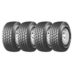 4 Neumáticos Bridgestone AT693 205/70 R15 96T