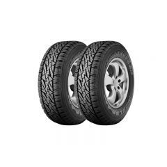 2 Neumáticos Bridgestone Dueler A/T REVO2 245/70 R16 111T