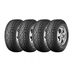 4 Neumáticos Bridgestone Dueler A/T REVO2 225/65 R17 102T