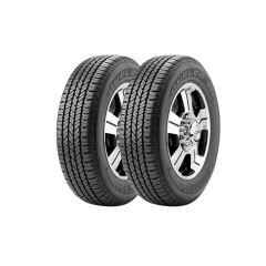 2 Neumáticos Bridgestone HT684 III 111T Ecopia 245/70 R16