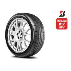 Neumático Bridgestone Potenza RE050A RFT 89V 205/50 R17