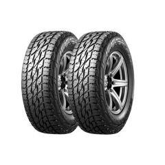 2 Neumáticos Bridgestone Dueler A/T 697 255/70 R16 111S