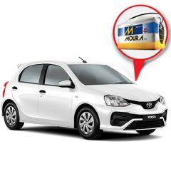 Batería Moura Toyota Etios Nafta