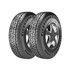2 Neumáticos Firestone CV5000 225/70 R15C 104 102R