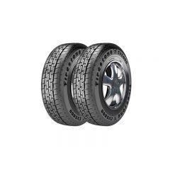 2 Neumáticos Firestone CV5000 205/70 R15C 106R 104R