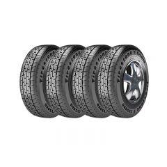 4 Neumáticos Firestone CV5000 205/70 R15C 106R 104R