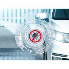 Sanitización vehicular para auto y camioneta