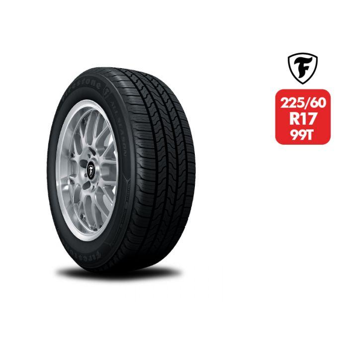 Neumático Firestone All Season 99T 225/60 R17
