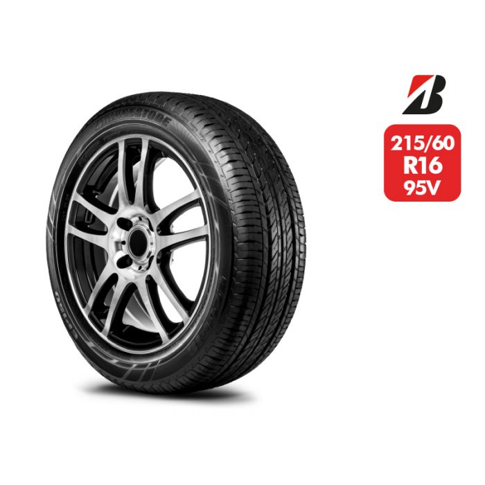 Neumático Bridgestone EP150HZ 95V 215/60 R16