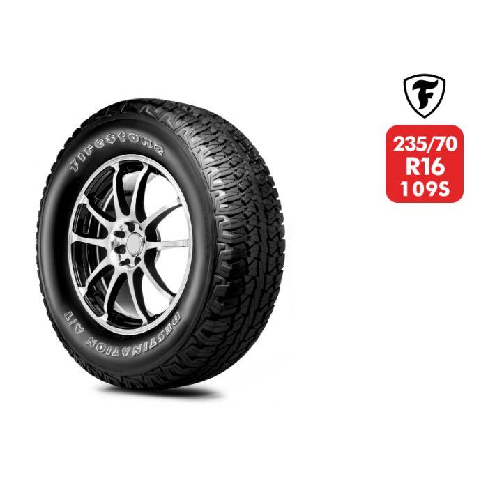 Neumático Firestone Destination AT 109S 235/70 R16