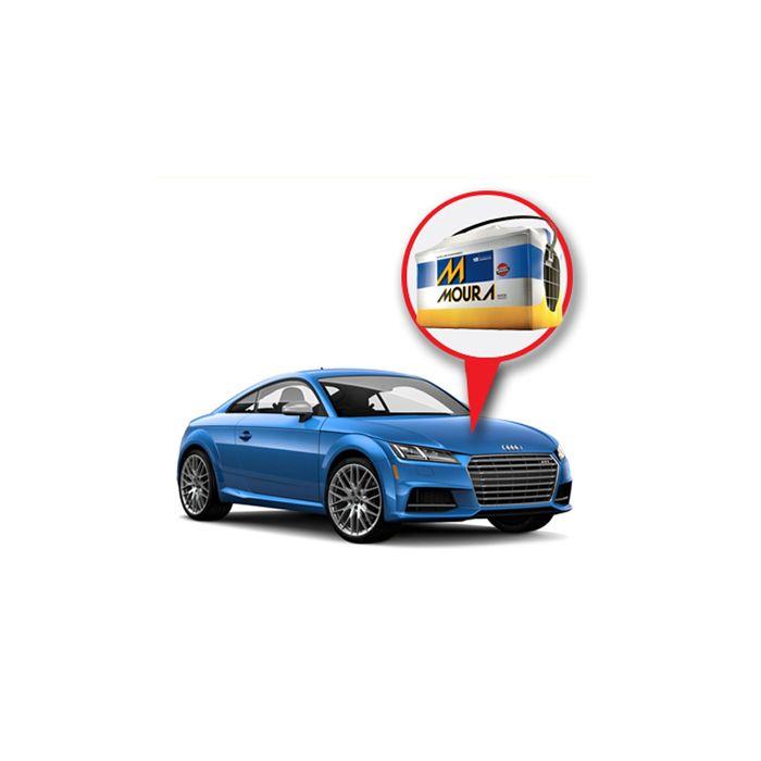 Batería Moura Audi TT Nafta