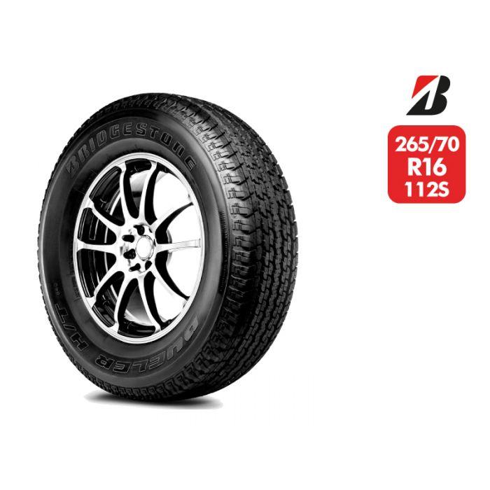 Neumático Bridgestone Ht840 112S 265/70 R16
