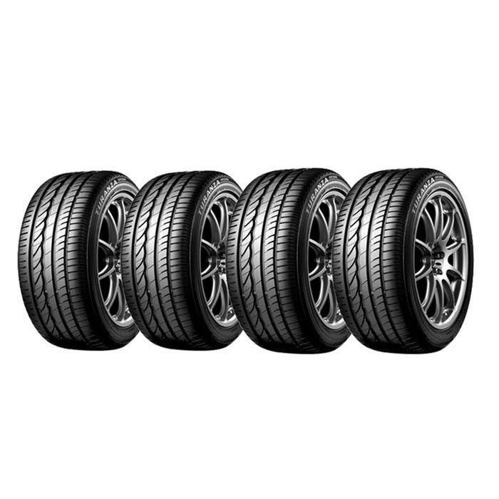 4 Neumáticos Bridgestone Turanza ER00 185 60 R15 84H