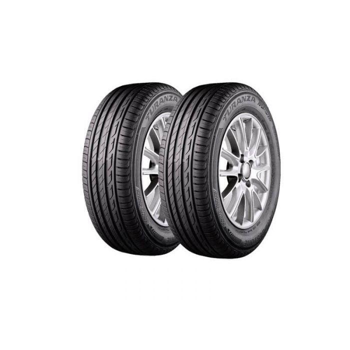 2 Neumáticos Bridgestone Turanza T001 91V Cruze 215 50 R17   Daytona