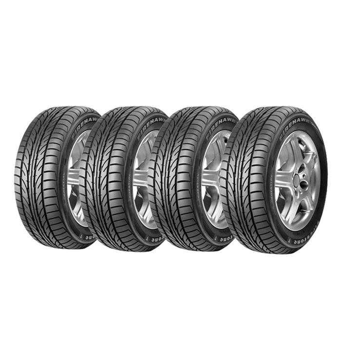 4 Neumático Firestone Firehawk 900 205 40 R17 84V