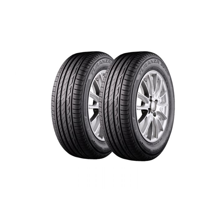 2 Neumáticos Bridgestone Turanza T001 91V Cruze 215/50 R17
