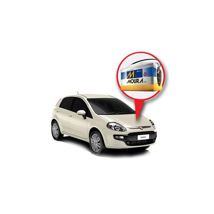 Batería Moura Fiat Punto Diesel