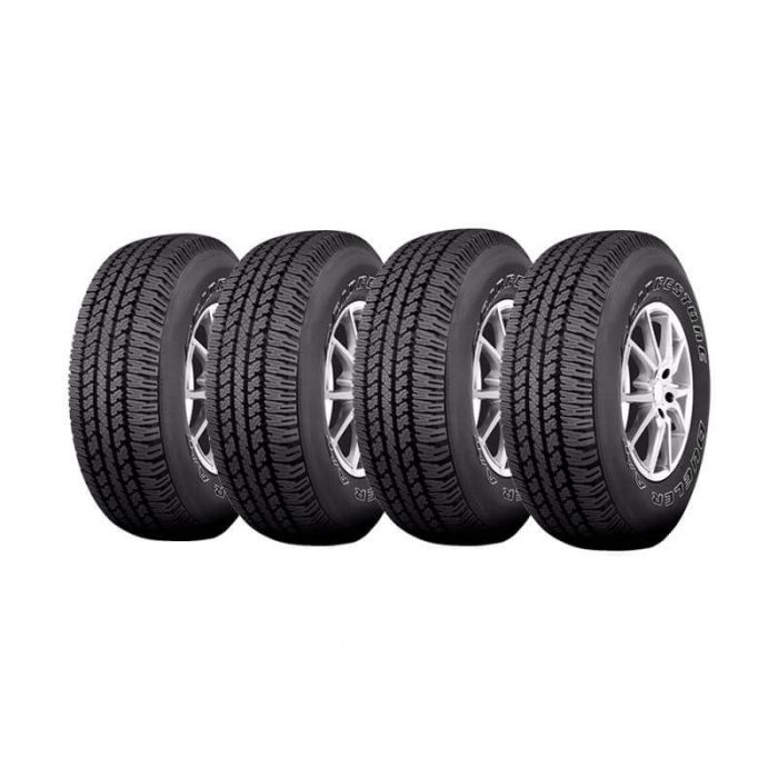 4 Neumáticos Bridgestone Dueler At693 Iii 112S 265 65 R17 | Daytona