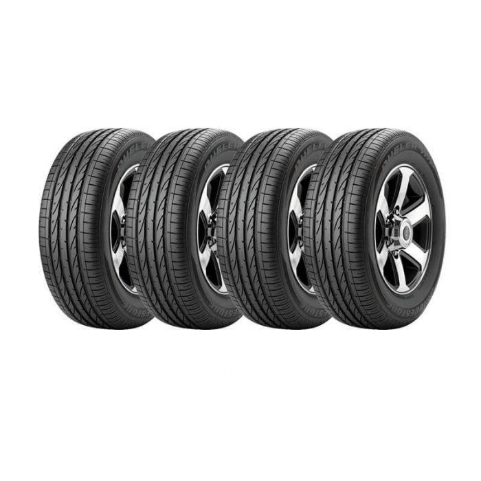4 Neumáticos Bridgestone Dueler Hp Sport 102T 225 65 R17   Daytona