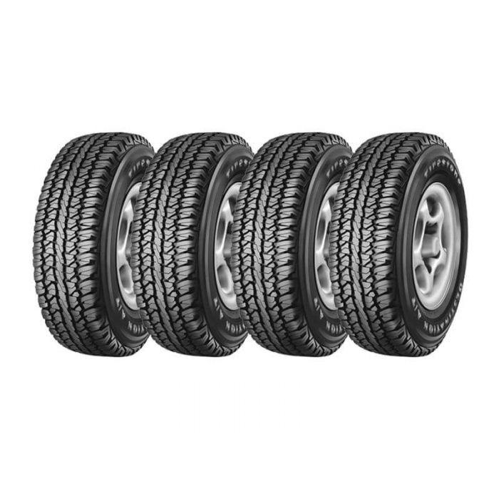 4 Neumáticos Firestone Destination At 107S 215 80 R16   Daytona