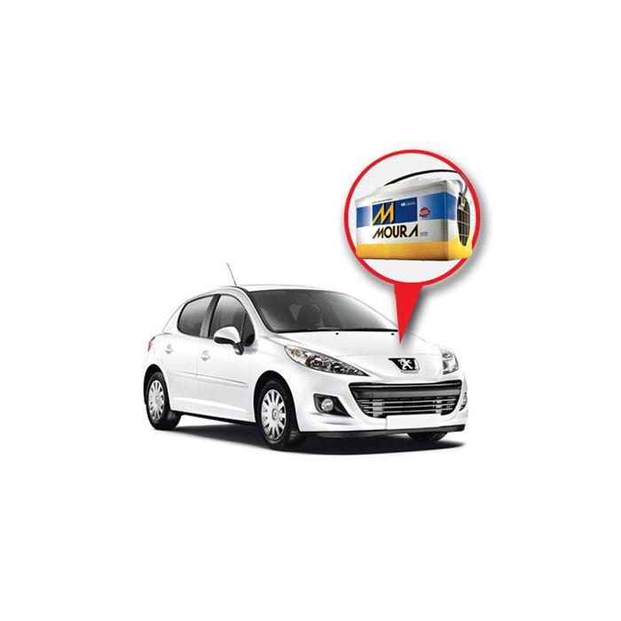 Batería Moura Peugeot 207 Nafta