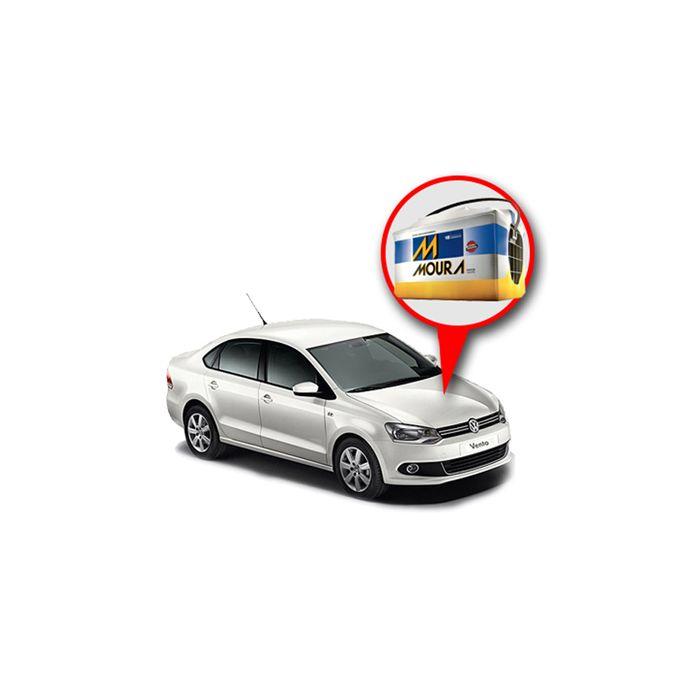 Batería Moura Volkswagen Vento Nafta