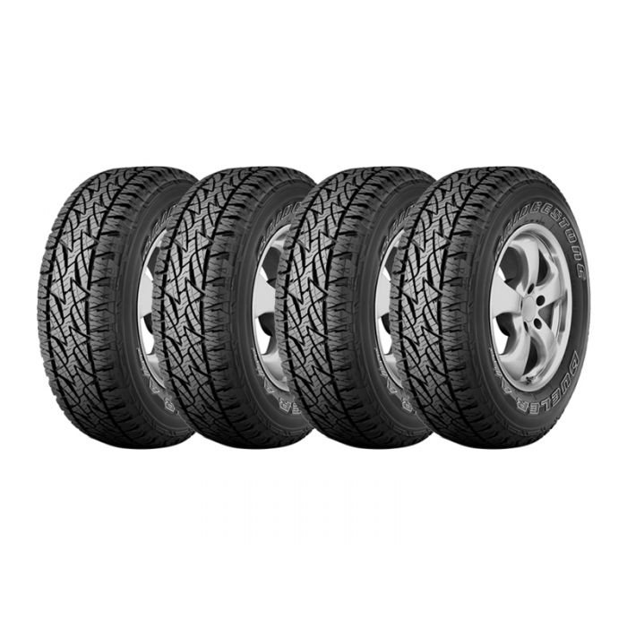 4 Neumáticos Bridgestone Dueler A/T REVO2 LT 265/70 R15 109S